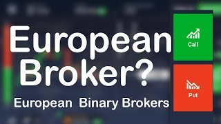 Binary Option Trading Brokers For Europe - After Cysec Ban July 2, 2018