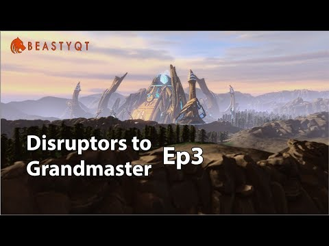 StarCraft 2: POTATO GAMING RIGHT HERE - Disruptors to Grandmaster Episode 3
