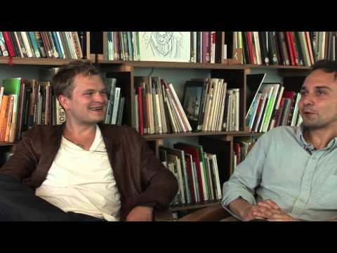 Grizzly Bear interview - Daniel Rossen and Chris Taylor (part 1)