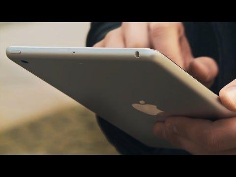 Обзор iPad mini 2 с дисплеем Retina