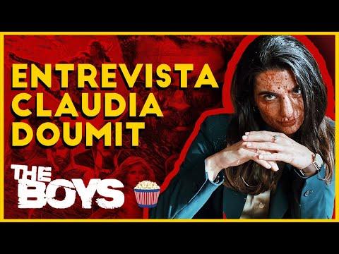 Entrevista com Claudia Doumit, a GRANDE [SPOILER] da 2ª temporada de The Boys!
