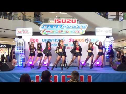 160820 [Wide] The Antares cover KPOP - U&I (Ailee) @ ISUZU Cover Dance 2016