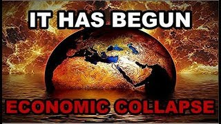 Economic Collapse This is a WORLD Blackout (PREPARE) The ELITE are going into HIDING!