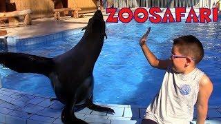 Oggi vi porto allo Zoosafari di Fasano e dove ho conosciuto un leon...