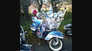 Various Pics from the Northern Ireland Scooter Scene.wmv