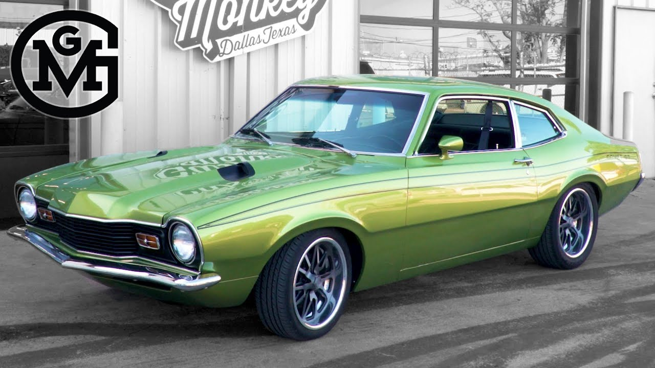 Gas Monkey 74 Mercury Comet T Tops With Tony Taylor