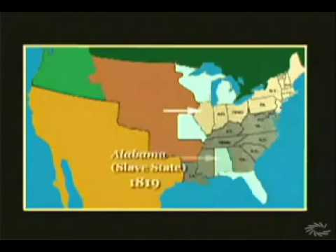 The Missouri Compromise 1820  YouTube