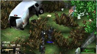 PSP S.W.A.T Target Liberty Gameplay