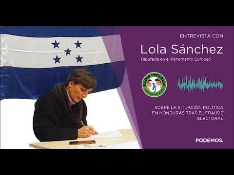 Entrevista en Radio Progreso sobre la situación política en Honduras tras el fraude electoral