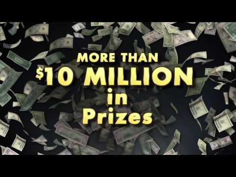 10 Million Dollar Cash Spectacular