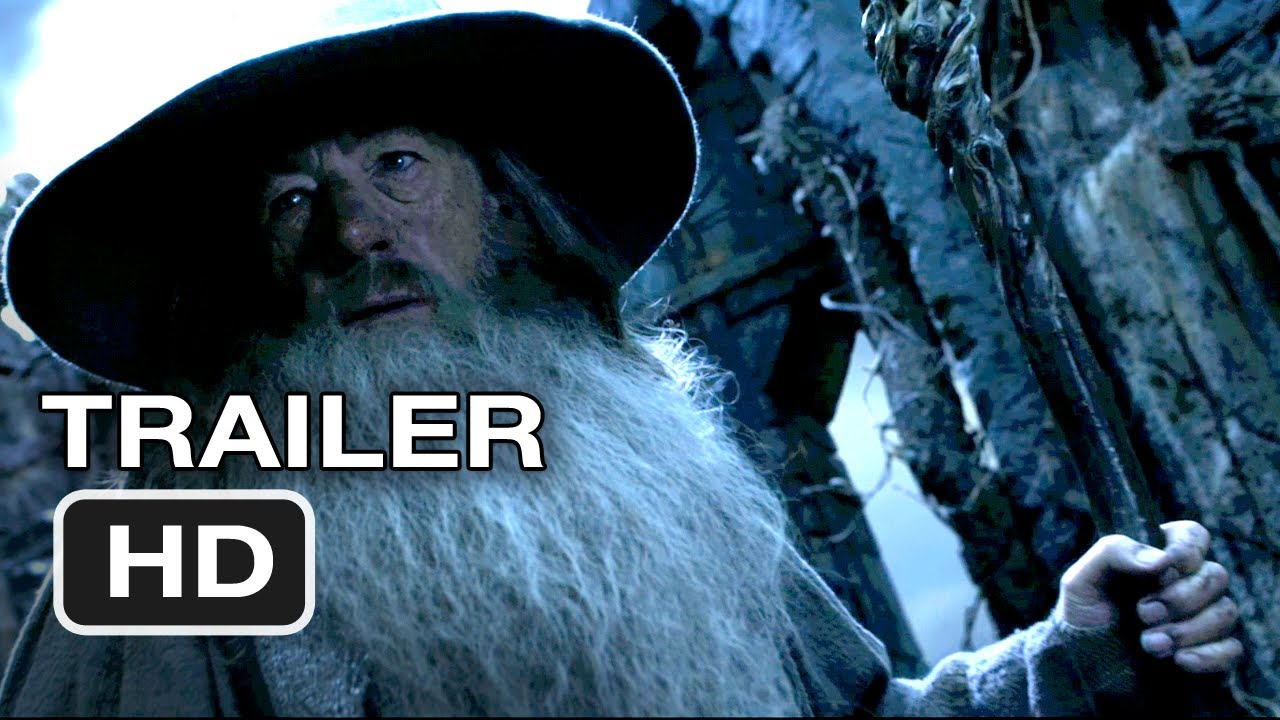 Download The Hobbit Official Trailer #1 - Lord of the Rings Movie (2012) HD