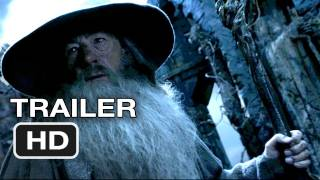The Hobbit Official Trailer #1 - Lord of the Rings Movie (2012) HD thumbnail