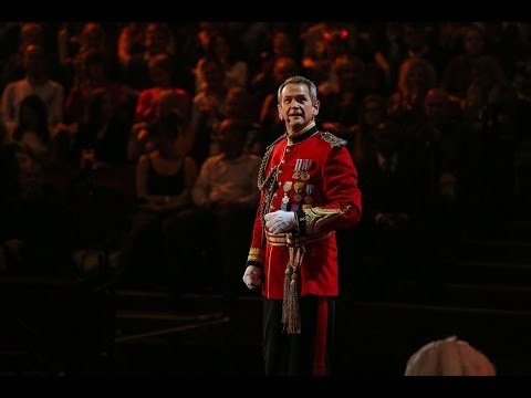Alexander Armstrong: The Modern Major General's Song