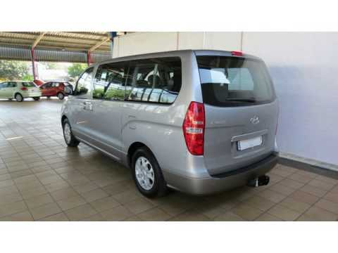 bbb749c89da074 2014 HYUNDAI H1 PASSENGER 2.5 VGT 9 Seat Automatic Auto For Sale On Auto  Trader South Africa