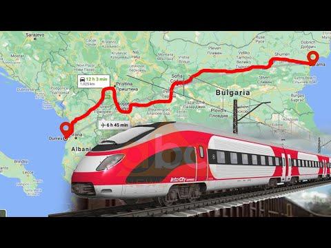 Nga Durresi ne Varna, a do ta kape Shqiperia trenin e fundit…   ABC News Albania