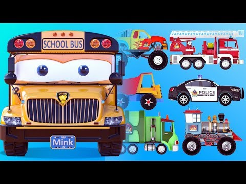 appMink School Bus