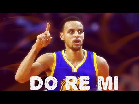 Stephen Curry Mix 'Do Re Mi' 2018  ᴴᴰ