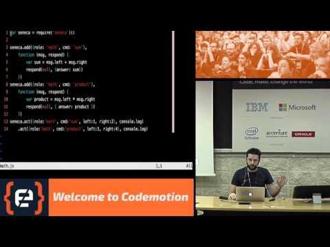 Microservice in practice with Seneca js - Michele Capra