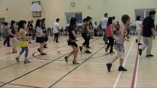 Goodbye Sam, Hello Samantha - Winnie Yu (Walk thru & Danced) ~ www.dancepooh.ca