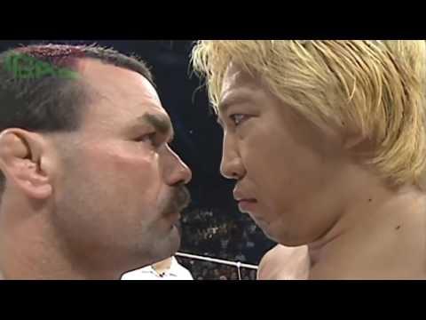 Великий бой Дон Фрай против Йошихиро Такаяма