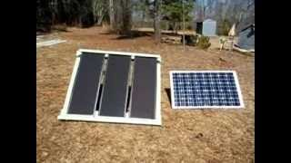 What I Can Run Off 130 Watts Of Solar Panels