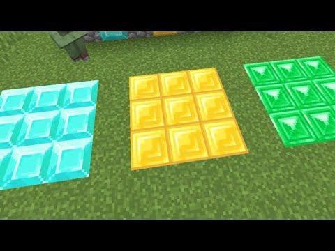 Minecraft 1.14 News: Diamond, Gold & Emerald Textures! +Minecon Times