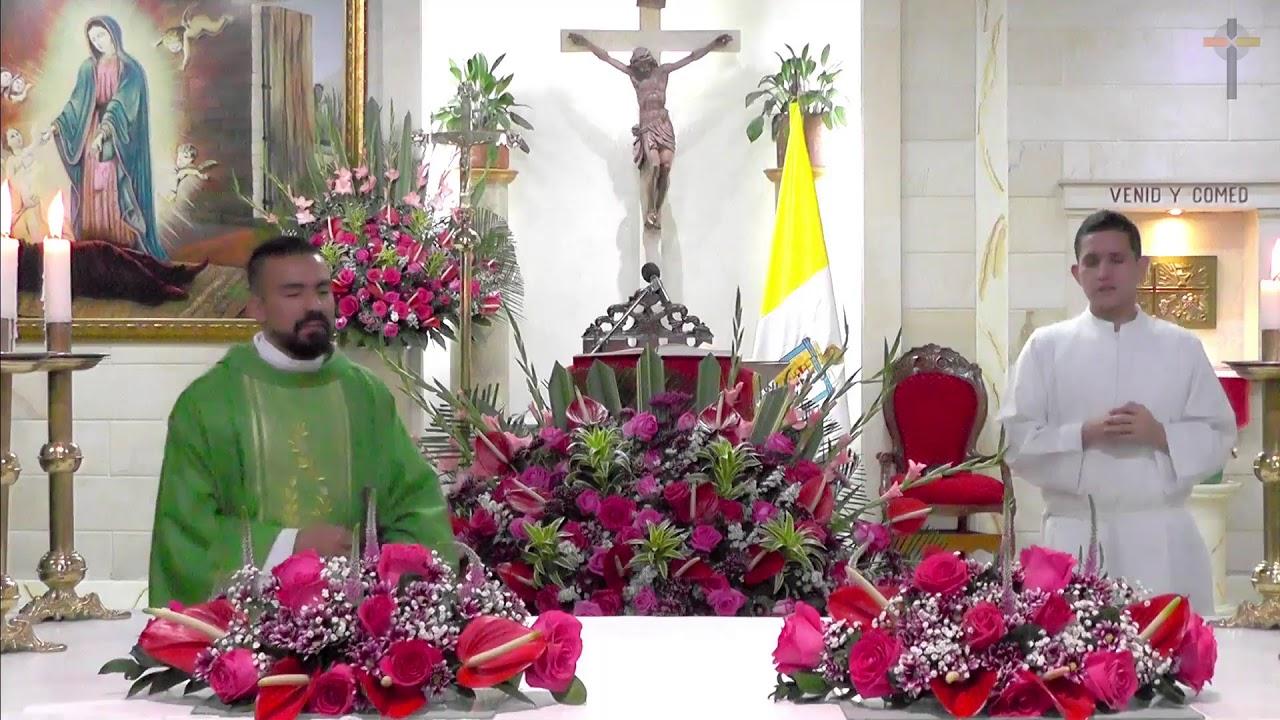 Eucaristía Domingo 13 de Septiembre  - 7 pm