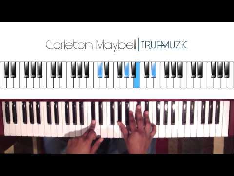 Persian Rugs - PARTYNEXTDOOR Piano Tutorial