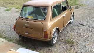 Leyland Mini Clubman 1275 LS