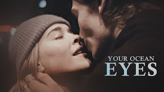 ► your ocean eyes | Mia and Alexander (druck)