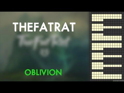 TheFatRat - Oblivion [Piano Cover]