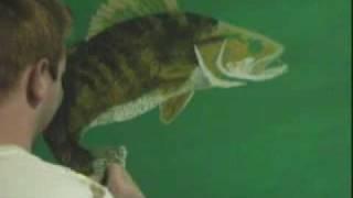 Underwater Fish Mural