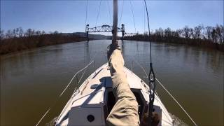 1000 Miles of Sailing... Knox to Mobile Pt. 4