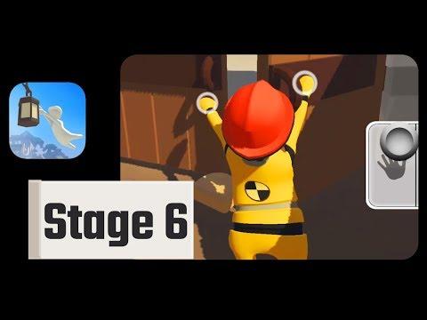 Human: Fall Flat Game Stage 6 Walkthrough