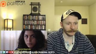 Hostile Border - Official Trailer #1 [Veronica Sixtos Film] (Reaction & Review)