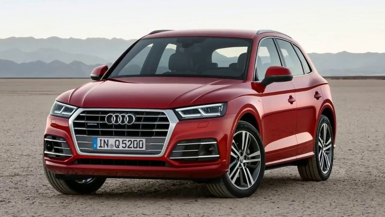 New 2018 Audi Q5 Red Colors Interior Exterior Review