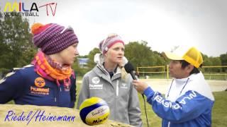 Mila Beach Report mit Jenny Heinemann und Pia Riedel 25-26-5-13 A Top Frankenberg
