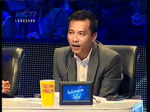 Febri Idol - Di BaLik Awan - Top 5 Indonesian idol