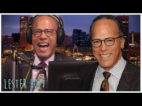 Lester Holt Interview with Justin Scott and Spiegel