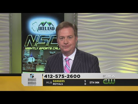 Ireland Contracting Nightly Sports Call: March 12, 2018 (Pt. 3)