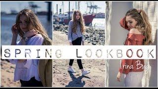SPRING LOOKBOOK 2016 / Irina Bug