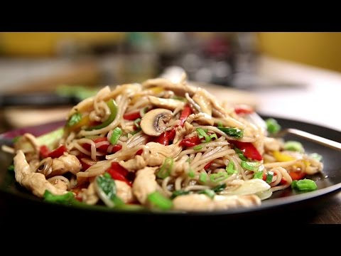 Chicken Chow Mein Recipe | Chinese Chicken Noodles | The Bombay Chef – Varun Inamdar