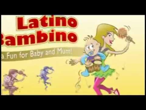 Latino Bambino - Salsa Babies