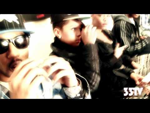 33TV Swagganova & Tae-Ray - Never Seen (Music Video)