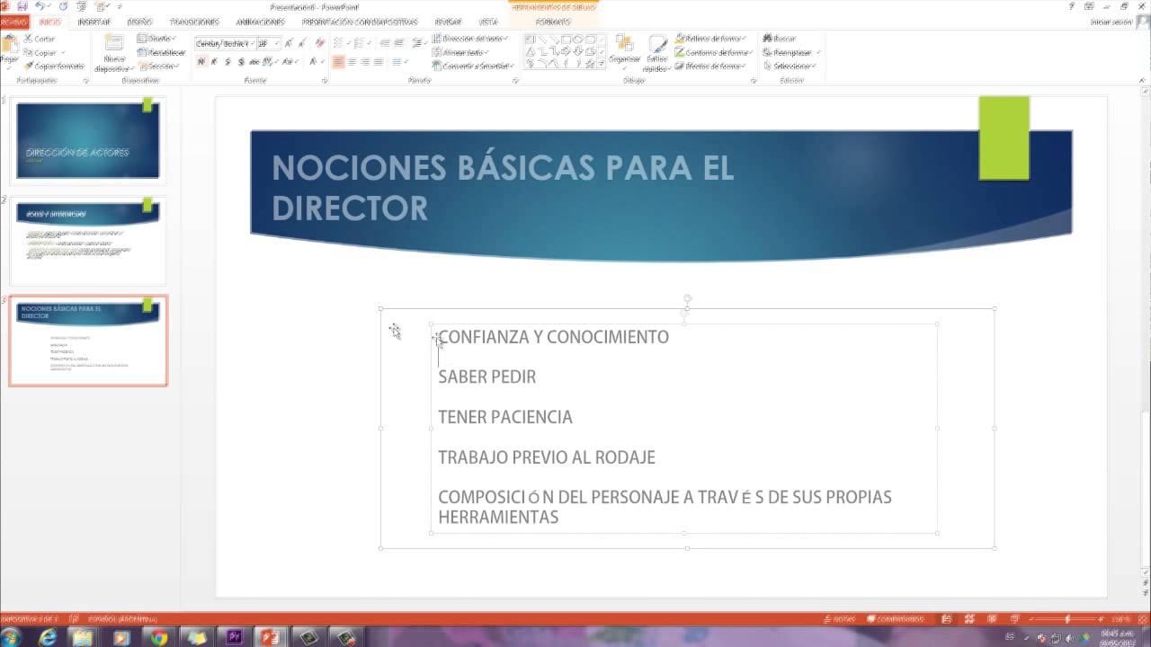 Cómo agregar un cuadro de texto a una presentación de PowerPoint ...