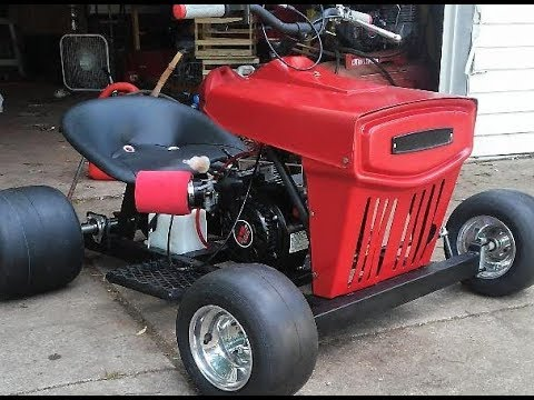 Racing Mower Outlaw Super Modified Doovi