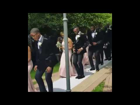 wedding dance in East Africa