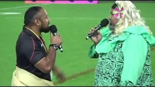 MATE MA'A TONGA vs TOA SAMOA: Half-time Entertainment