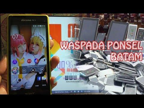 Pengalaman 1 Bulan Menggunakan Sony Xperia Z1 Compact Docomo: Waspada Seller Batam