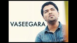 Vaseegara | Male Cover | Venkat | Minnale | Harris Jayaraj | Zara Zara